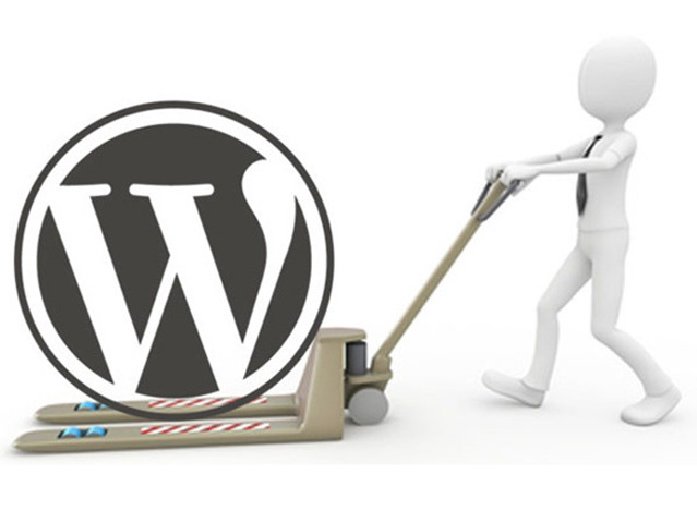 Simple WordPress Migration tool
